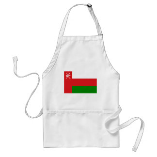 Low Cost! Oman Flag Standard Apron