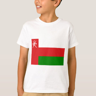 Low Cost! Oman Flag T-Shirt