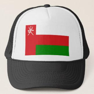 Low Cost! Oman Flag Trucker Hat