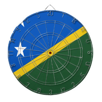 Low Cost! Solomon Islands Flag Dartboard