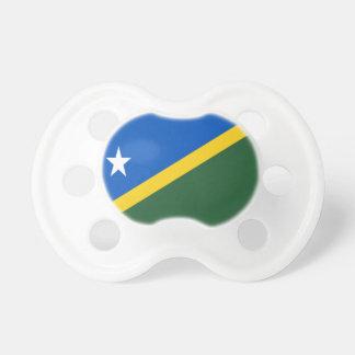 Low Cost! Solomon Islands Flag Pacifier