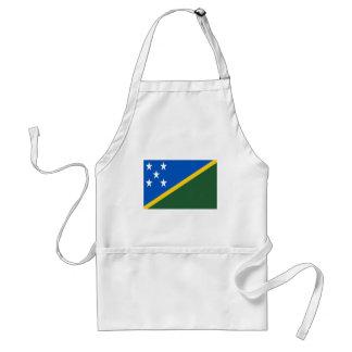 Low Cost! Solomon Islands Flag Standard Apron