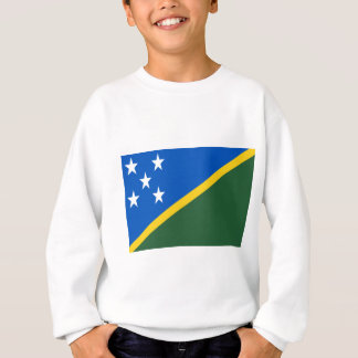 Low Cost! Solomon Islands Flag Sweatshirt