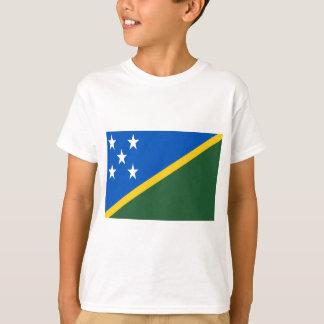 Low Cost! Solomon Islands Flag T-Shirt