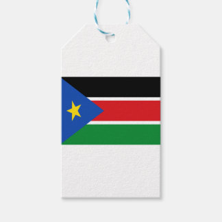 Low Cost! South Sudan Flag Pack Of Gift Tags