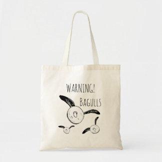 Low Flying Bagulls Tote Bag
