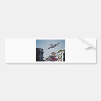Low Over Tokyo Bumper Sticker