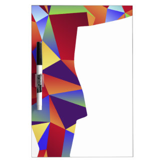 Low Poly British Royal London Guard Soldier Dry-Erase Whiteboards
