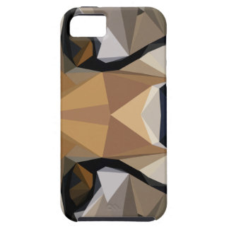 Low Poly Cheetah iPhone 5 Cover