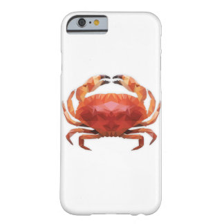 Low Poly Crab iphone6 Case