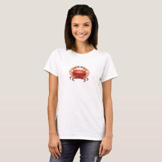 """Low Poly Crab shirt """"girls """""""