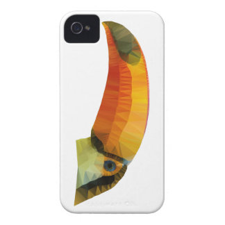 Low Poly Toucan Case-Mate iPhone 4 Case