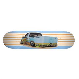 Low Rider Skateboard