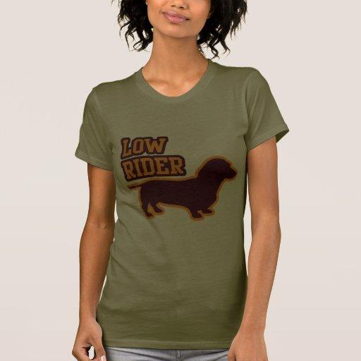 Low Rider T Shirts