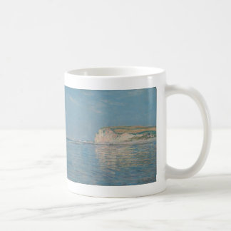 Low Tide at Pourville (1882) Coffee Mug