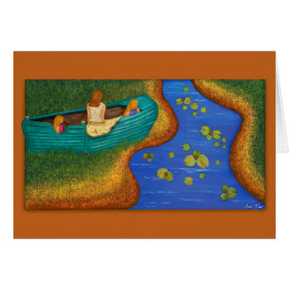 Low Tide Card