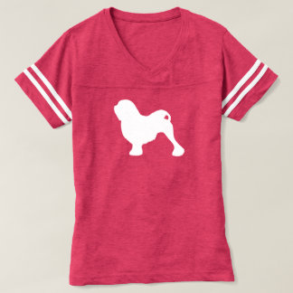 Lowchen Silhouette T-shirt