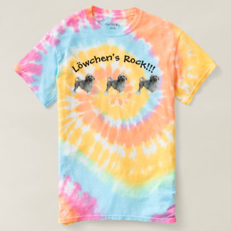 Lowchen's Rock!!! T-shirt