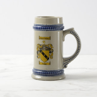 Lowe Coat of Arms Stein / Lowe Family Crest Stein