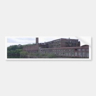 Lowell Massachusetts Mills Bumper Sticker