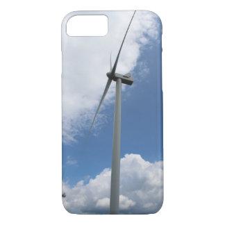 Lowell, VT Windfarm iPhone 7 Case