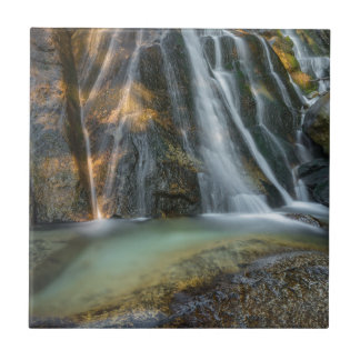 Lower Bell's Canyon Waterfall Tile