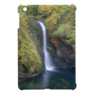 Lower Butte Creek Falls Plunging into a Pool Cover For The iPad Mini