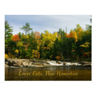 Lower Falls, NH    Postcard