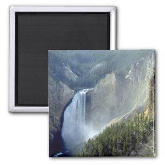 Lower Falls, Yellowstone River Canyon Magnet