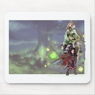 Lower Kingdom Mouse Pad
