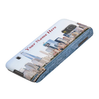 Lower Manhattan Color Sketch Samsung Case