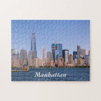 Lower Manhattan Puzzle