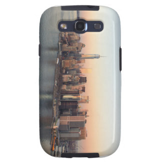 Lower Manhattan Sunset WTC Freedom Tower NYC Samsung Galaxy SIII Case