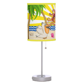 Lower Price Beach Light Up Your Life Lamps