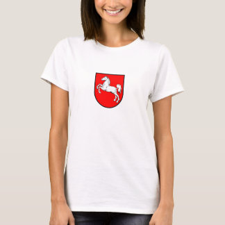 Lower Saxony coat of arms T-Shirt