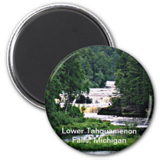 Lower Tahquamenon Falls, Michigan Magnet