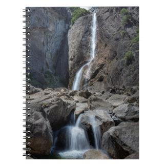 Lower Yosemite Falls Spiral Note Books