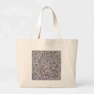 LOWEST PRICE Confetti Sparkle Template + IMG Text Canvas Bag