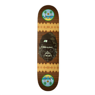 Lowland Gorilla Wood Board Edition Skateboards
