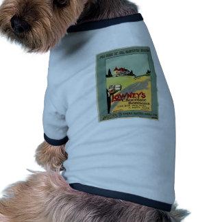 Lowney s Cocoa Doggie Shirt