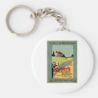 Lowney s Cocoa Key Chain