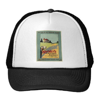 Lowney s Cocoa Mesh Hat