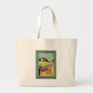 Lowney s Cocoa Tote Bag