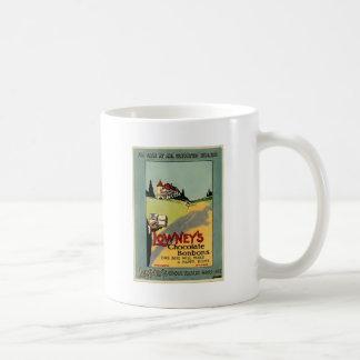 Lowney's Cocoa Coffee Mug