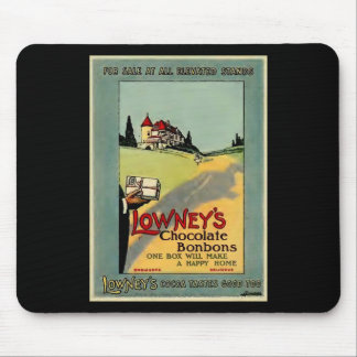 Lowney's Cocoa Mouse Pad