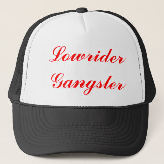 Lowrider Gangster Trucker Hat