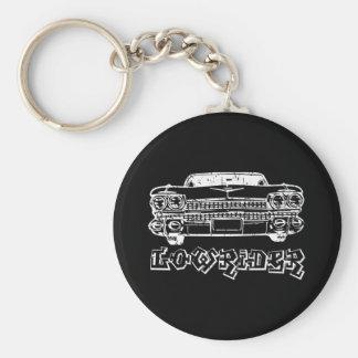 Lowrider Keychain
