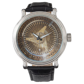Lowrider Wire Wheels Watch