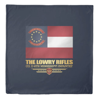 Lowry Rifles Duvets Duvet Cover