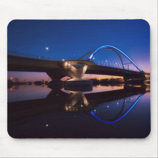 Lowry Sunset Mouse Pad